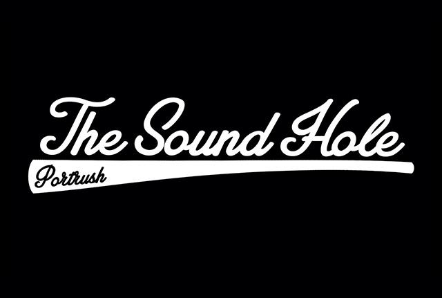 the sound hole