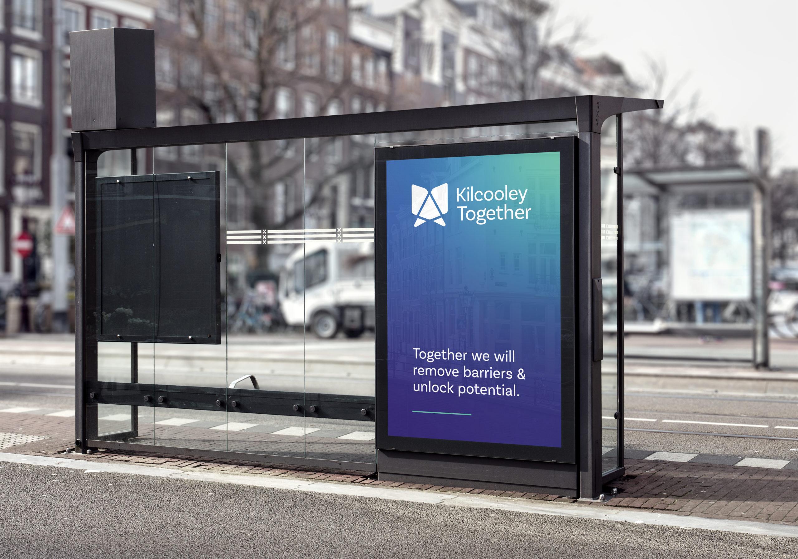 Bus Stop Billboard MockUp 1 kilcooleytogether