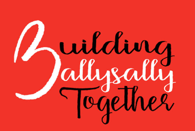 ballysally cafe- website for logo
