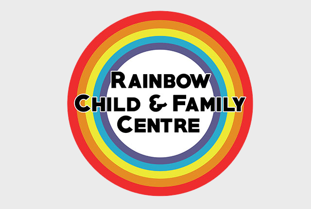 rainbow centre- logo for web